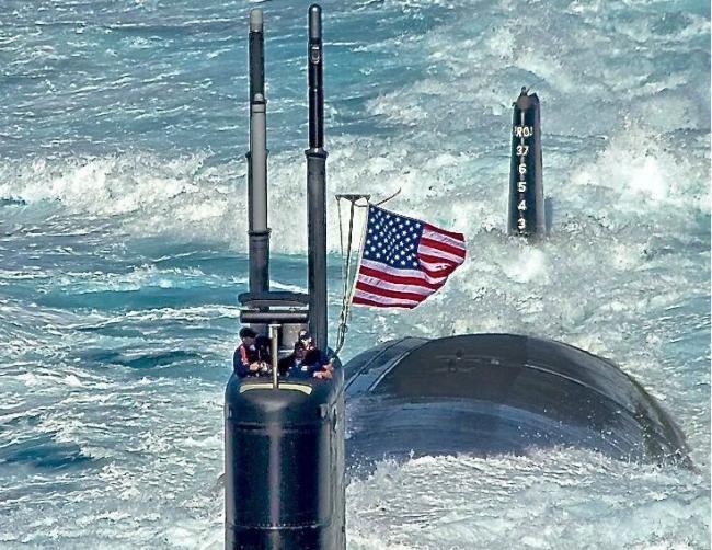 遏制中国:美军将部署四大武器应对南海
